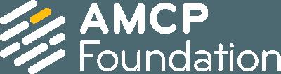 AMCP Foundation logo white